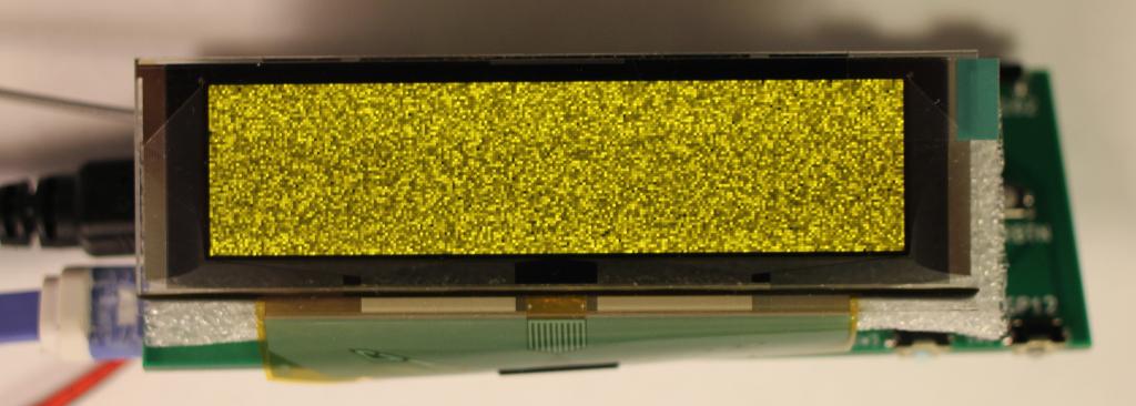 Framebuffer fbtft Installation on Intel Edison for OLED Display