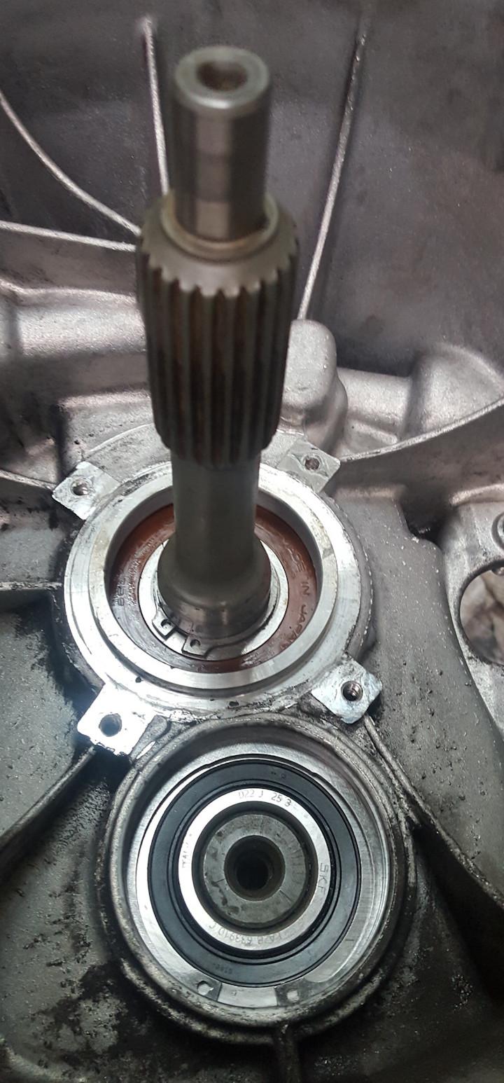 gs6-37bz rebuild